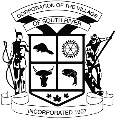 Logo for the Village of South River